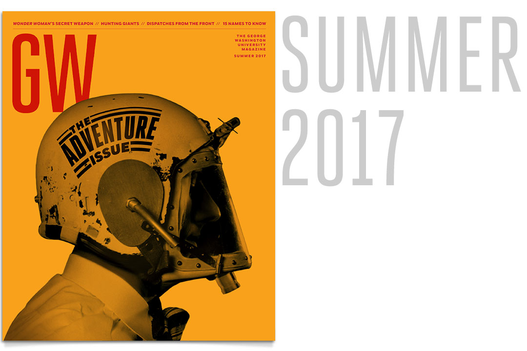 Download a PDF of the Summer 2017 GW Magazine