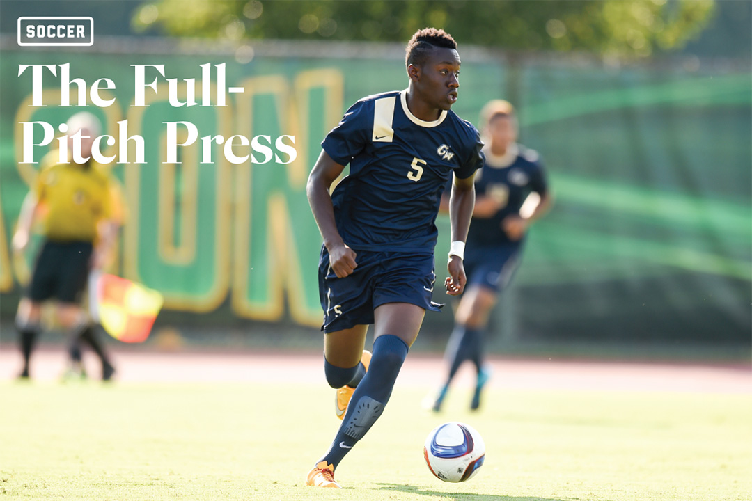 Soccer: The Full-Pitch press