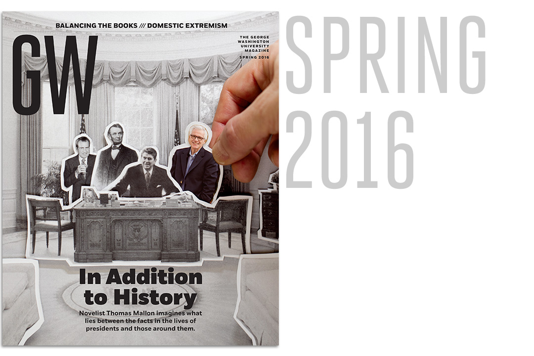Access the Spring 2016 issue online
