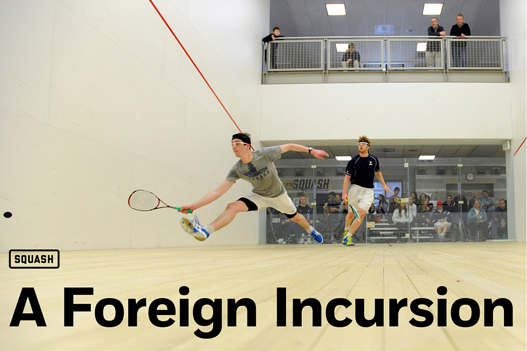 a foreign incursion