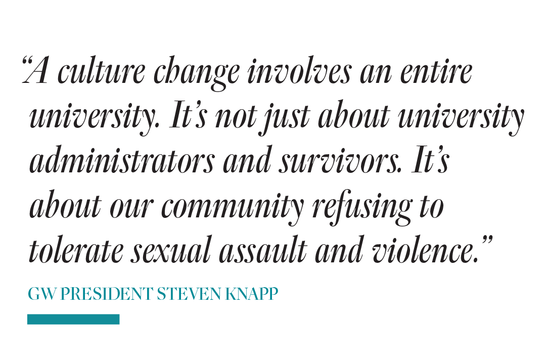 Quote by President Knapp