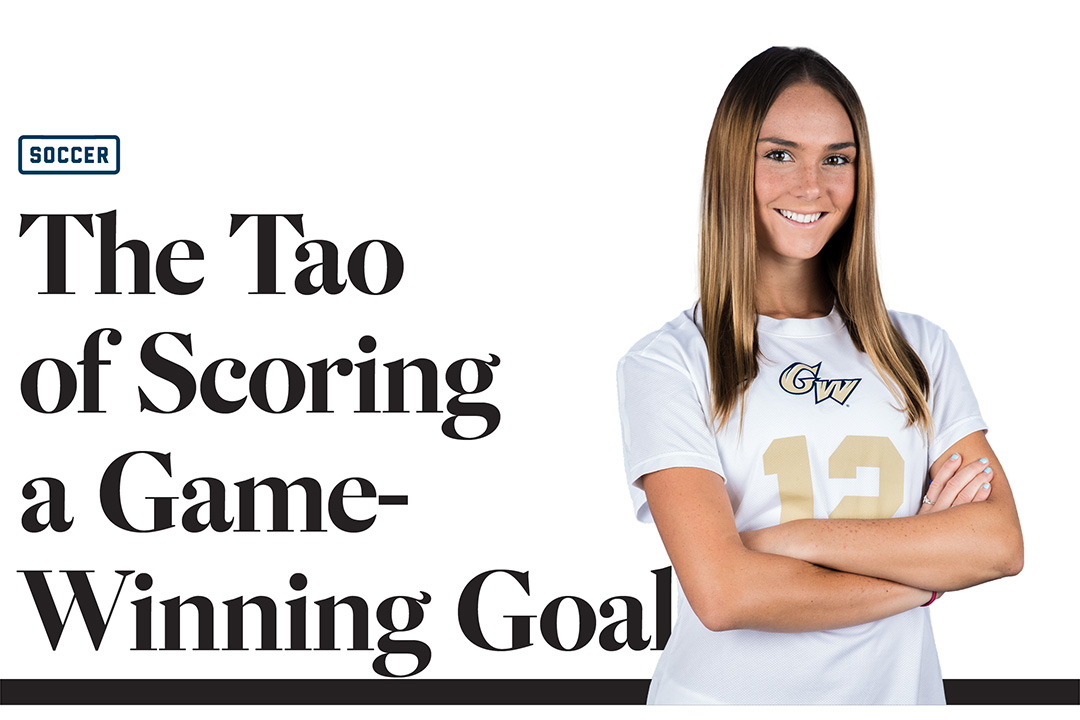 The tao of scoring a game-winning goal