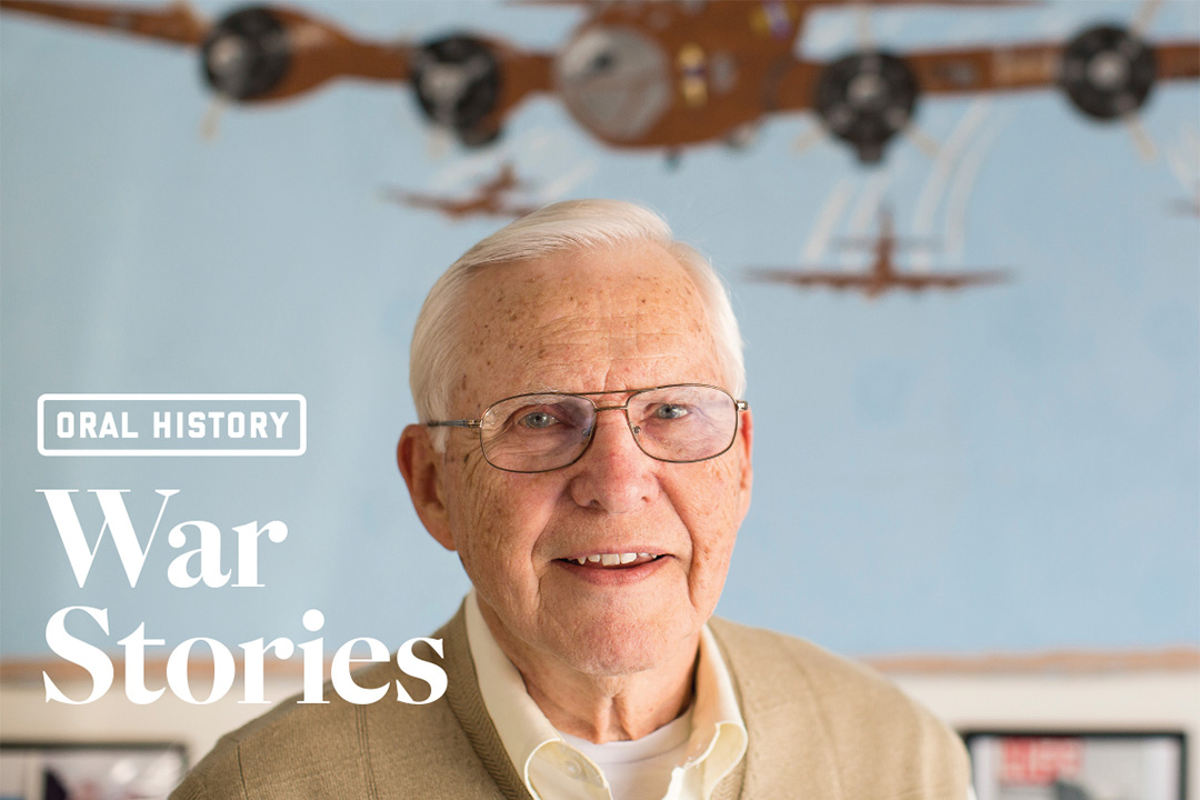Oral History: War Stories