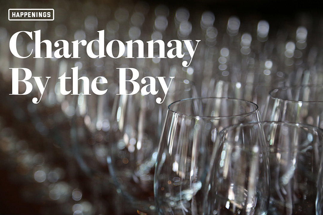 Chardonnay by the bay