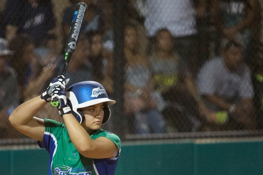 Hits, Home- Run Record Holder Goes Pro