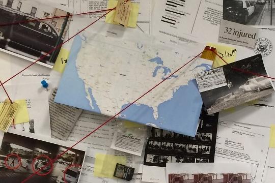 Tracking Terror in the U.S.