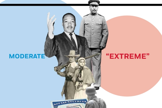 Extremism: A Historian's Perspective